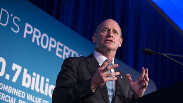 Queesland Premier Campbell Newman.