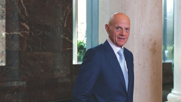 Midas touch: Solomon Lew's listed investment vehicle Premier Investments has soared to near record levels.