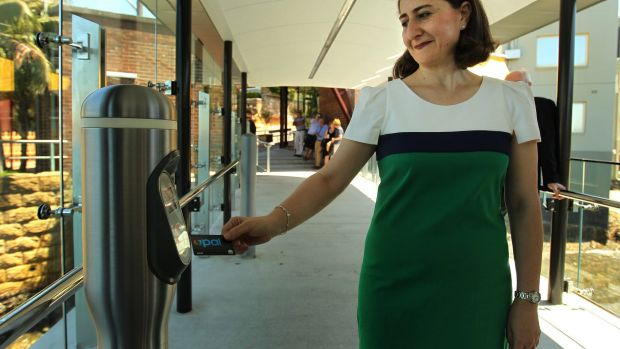 Gladys Berejiklian insists 90 per cent of people will pay the same or less using Opal.