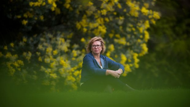 Rosie Batty, the mother of 11-year-old Luke who was killed by his father in February 2014.