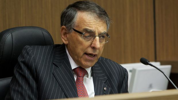 Called for a federal body: Former ICAC commissioner David Ipp.