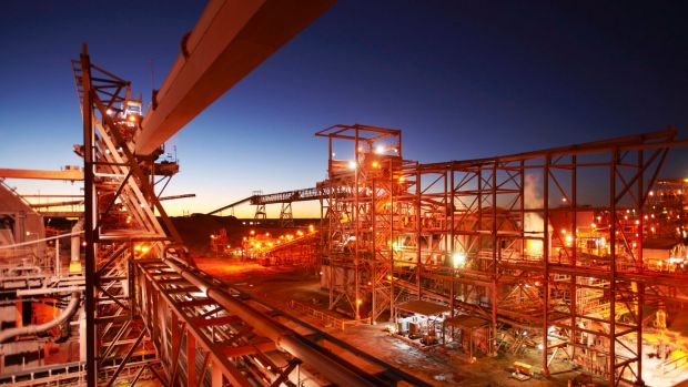 BHP Billiton's boss of the Olympic Dam mine says there's every reason to be confident the mine can be globally ...