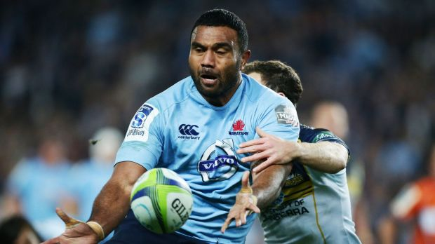 Wycliff Palu will make a come back for the Waratahs on an extended player squad contract.