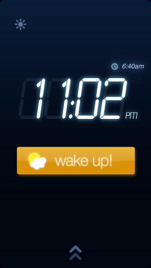 Snore snitch: SleepBot also records the sound of your slumber.