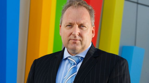 Rod Drury, chief executive of Xero.