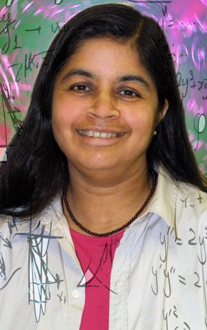 Professor Nalini Joshi hopes a new program will result in more female scientists promoted to senior positions.
