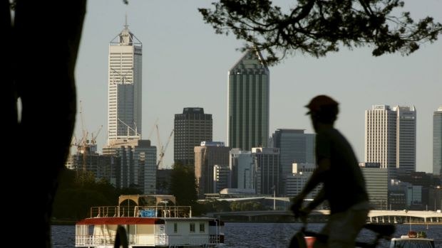 A handful of riverside suburbs have enjoyed growth in 2015, despite a dismal year for Perth property prices.