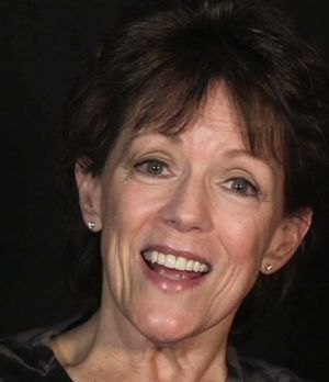 An apple a day: Susan Bennett, the voice of the original US version of Siri on Apple's iPhone.