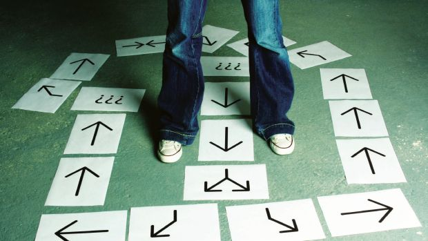 Which way do I go? Start-up leaders share their lessons.