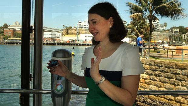 """Vast majority of people are better off"": Transport Minister Gladys Berejiklian."