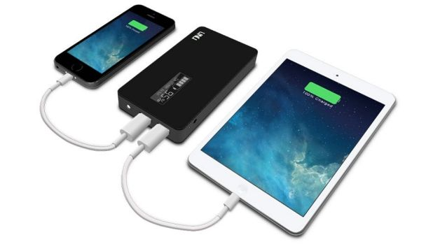 The Tour also provides two USB ports for charging multiple devices at once.