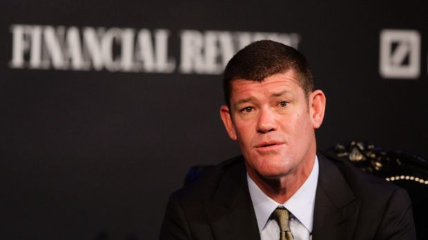 "James Packer: ""You can't be in the gaming industry and not have a special reverence for Las Vegas – that's where it all ..."