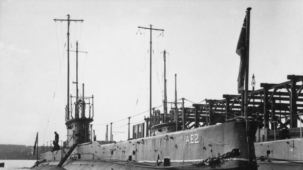 Australia's first mass casualty event of the war came on September 14 when the submarine AE1 disappeared off the coast ...