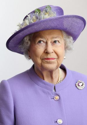 Two handwritten letters by the Queen sold for about $US7600 in 2011.