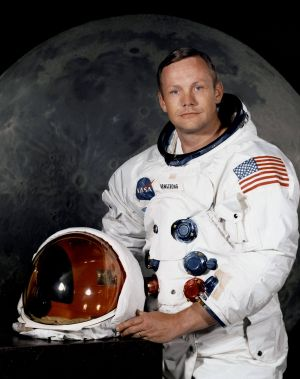 Astronaut Neil Armstrong's father was an auditor.