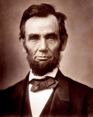 A signed letter by former US president Abraham Lincoln sold for $US3.4 million in 2008.