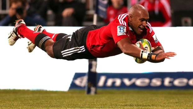 Feared: Nemani Nadolo has returned from Japan.