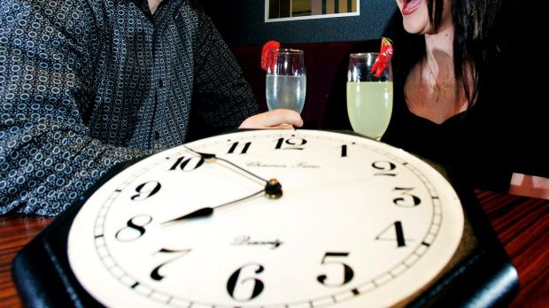 Good economics: Internet dating services or speed dating events reduce the time spent searching for a partner.