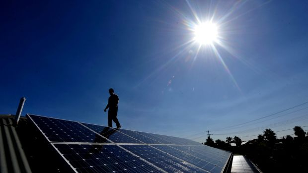 ANU received $9 million in grants for solar energy research