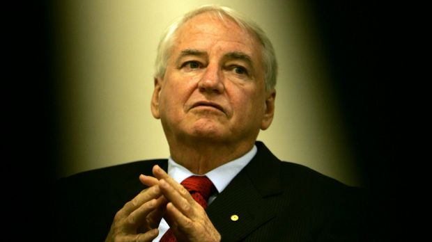 Tony Fitzgerald is a former judge, who led an inquiry into corruption in Queensland.