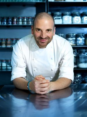 Overhaul: George Calombaris has sold some of the buildings housing his restaurants.